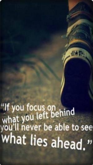 What lies ahead ...