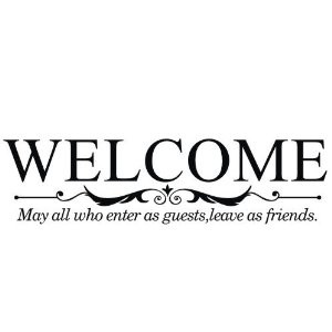 welcome home quotes for friends tools home improvement paintin...