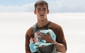 ... the upcoming film adaptation of 'The Giver' (The Weinstein Company