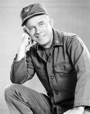 Henry Morgan Actor