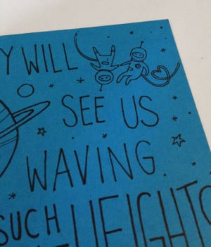 such great heights postcard