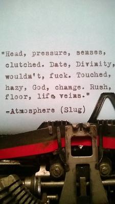 hip hop rap quotes lyrics hip-hop atmosphere slug god loves ugly ant ...