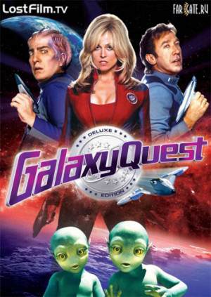 Galaxy Quest Enrico Colantoni And Missi Pyle Reunited Warehouse