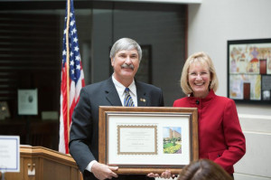 Dr. Josef Kolling, 1981 D.D.S. and 2011 Distinguished Service Award ...