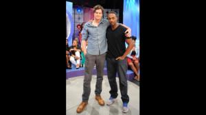 Benjamin Walker And Anthony