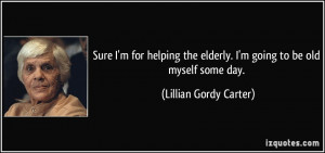 More Lillian Gordy Carter Quotes