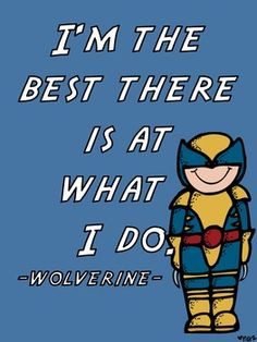 SUPERHERO SAYINGS - TeachersPayTeachers.com