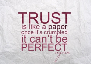 Trust Quotes – Top Quotes About Trusting Yourself & Others