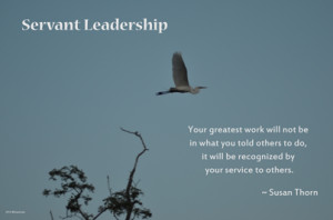 Servant Leadership Quotes Business