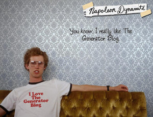 Napoleon Dynamite Wallpaper Generator ]