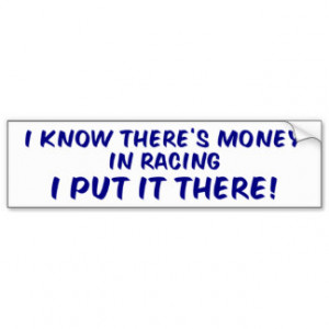 Funny Sayings Bumper...