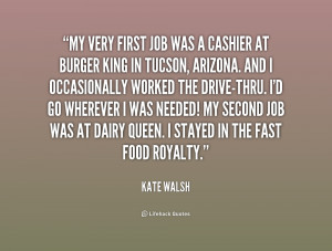 Quotes About Cashiers