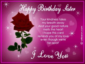 happy birthdayy sissy hope you enjoy d sam love you littleme quotes ...