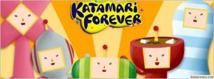 Katamari Forever Cousins Dance Facebook Timeline Cover