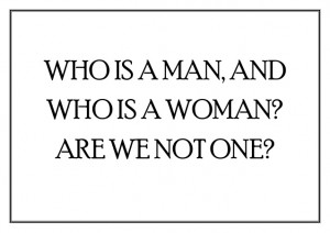 Gender Equality Quotes Transcript