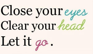 Letting It Go #quotes #inspirational