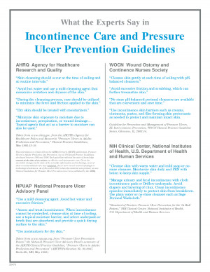 Pressure Ulcer Pocket Guide