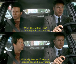 funny #Mark Wahlberg #Will Ferrell #Prius #The Other Guys