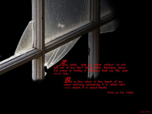 Twilight Quotes Twilight Wallpapers
