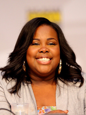 amber riley body image quote