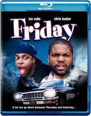 Chris Tucker And Ice Cube For Another Friday?