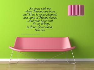 Peter Pan Quotes