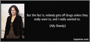 More Ally Sheedy Quotes