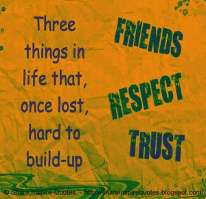 ... TRUST   Share Inspire Quotes - Inspiring Quotes   Love Quotes   Funny