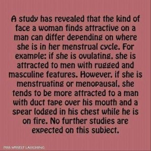 women attracted to men, funny quotes