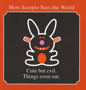 funny scorpio sayings