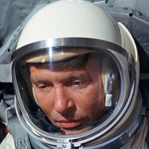 Wally Schirra Astronaut