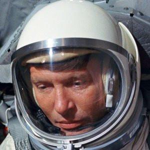 Wally Schirra Astronaut