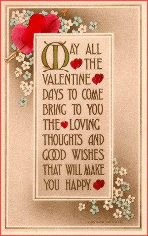 Free Valentines Day Cards with Sweet Valentine Greetings