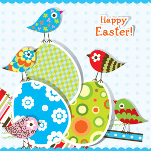 2014 easter greetings, best easter wishes greeting card
