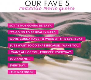 Up The Movie Quotes 5 romantic movie quotes