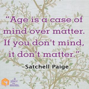 satchel paige famous quotes 4