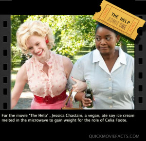 The Help movie fact