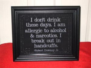 Robert Downey Jr. - I get it!