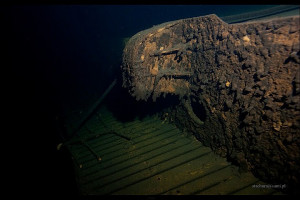Graf Zeppelin Aircraft Carrier Wreck Santi expedition to quot graf