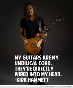 Kirk Hammett Guitar
