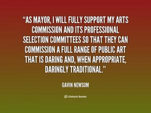 ... gavin newsom an arts education helps build academic skills and