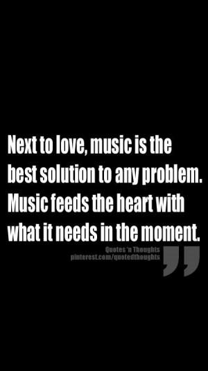 Meaningful Quotes Music Quotesgram