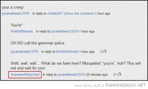 Ancient Grammar Police Lol Funny Pictures