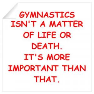 Gymnastics Sayings Love gymnastics - sayings