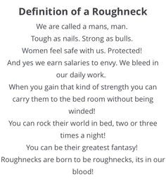 definition of a roughneck more oilfields wife roughneck wife