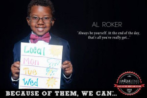 Al Roker – BECAUSE OF THEM, WE CAN