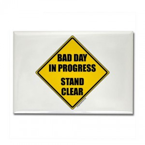 ... + an interesting article about how to make your bad day a better day