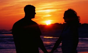 """... find the right woman"""" His father replied """"Forget finding the right"""