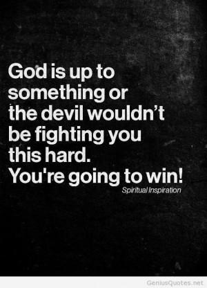 Spiritual inspiration quote
