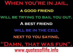 ... to bail you out... - Groucho Marx - best friend quotes and sayings